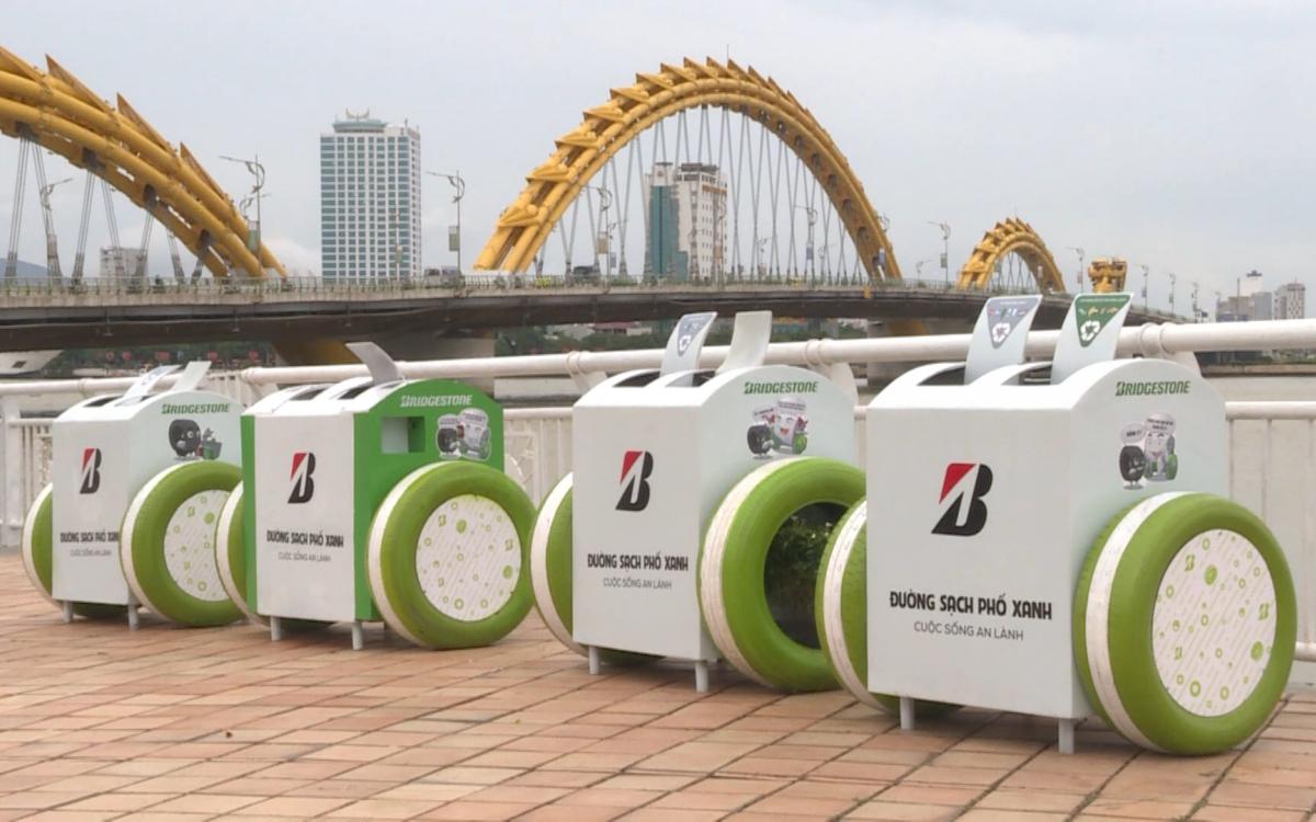 Đà Nẵng: Khuyến khích các dự án tái chế rác