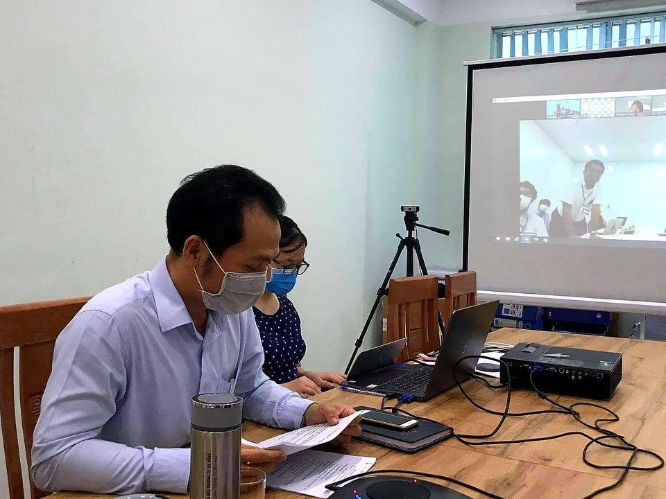 """Ông Đinh Quang Cường mong muốn sẽ đảm bảo hiệu quả lâu dài, bền vững của công tác """"Quản lý chất thải rắn"""", đặc biệt công tác """"Phân loại CTR"""""""